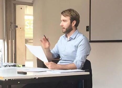Author - Matthew  Dennis