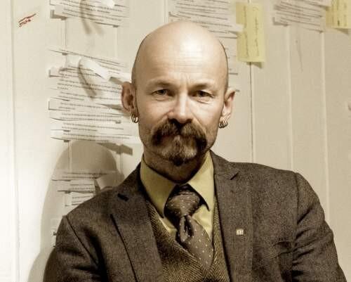 Author - Aksel  Tjora