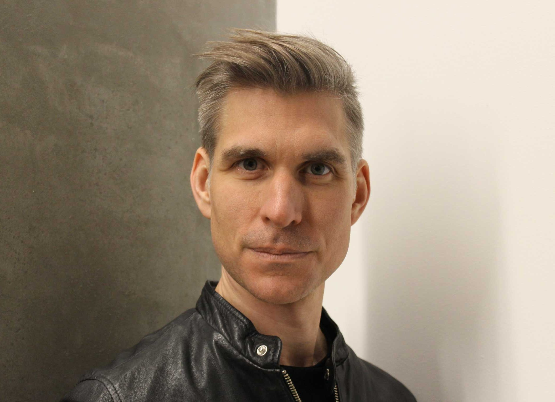 Author - Derek  Gladwin