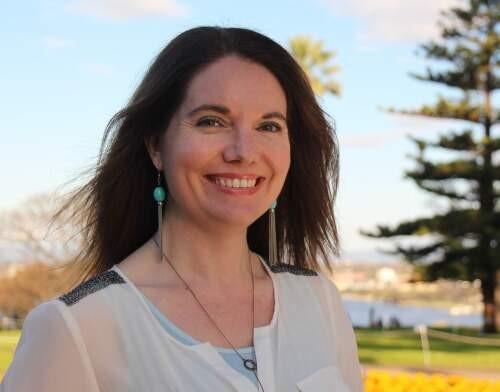 Author - Laura  D'Olimpio