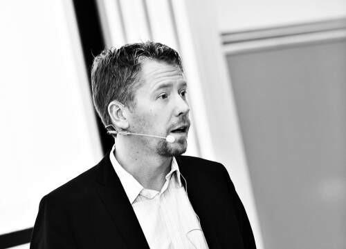 Author - Jesper  Falkheimer