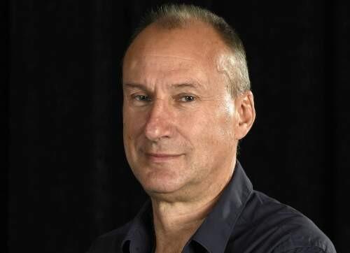 Author - Greg  Richards
