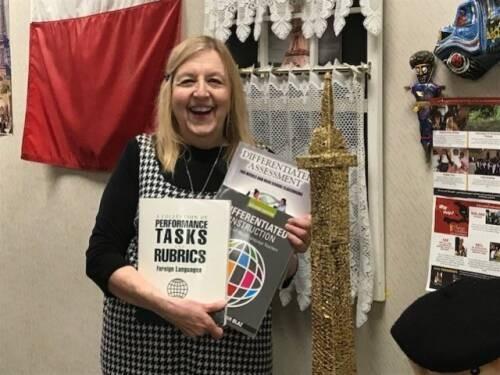 Author - Deborah  Blaz