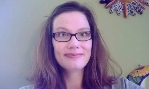 Author - Stacey M. Mitchell