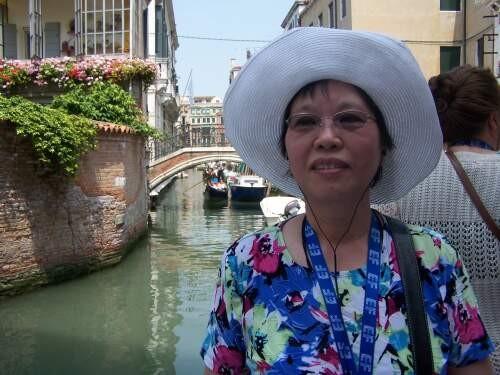 Leah  Zhu Author of Evaluating Organization Development