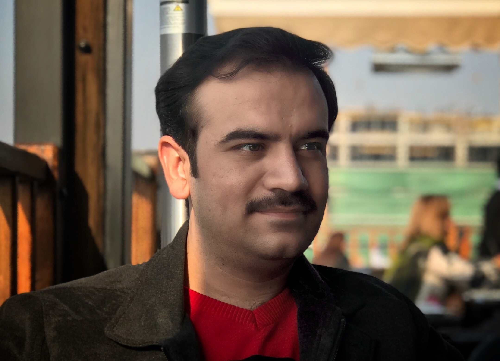 Salman Rafi  Sheikh Author of Evaluating Organization Development
