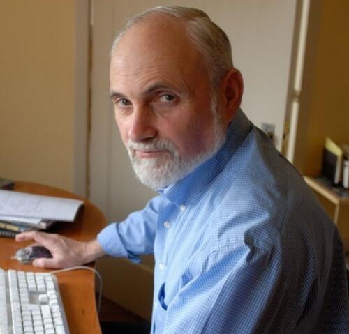 Author - eric richard maisel