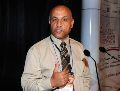Dr. Taan  ElAli Author of Evaluating Organization Development