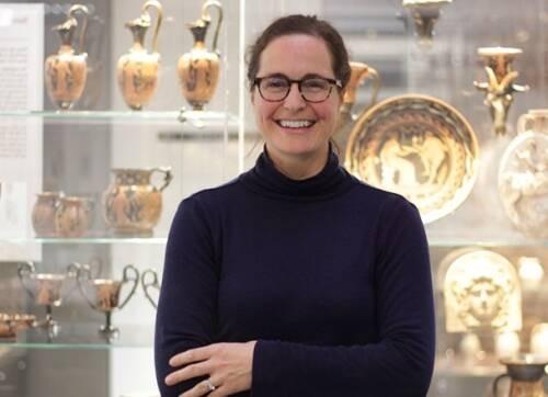 Author - Sonia  Pertsinidis