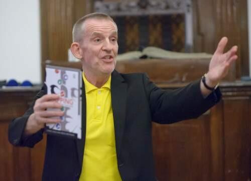 Author - James  Sale