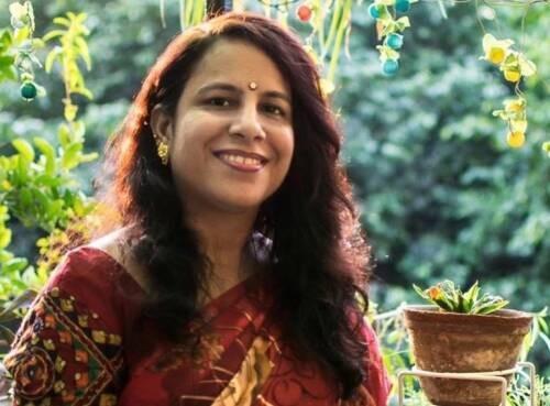 Author - Geeta  Kochhar Jaiswal