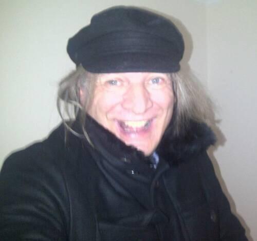 Author - Paul  Ferguson