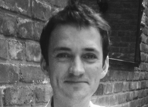 Author - Simon  Jackson