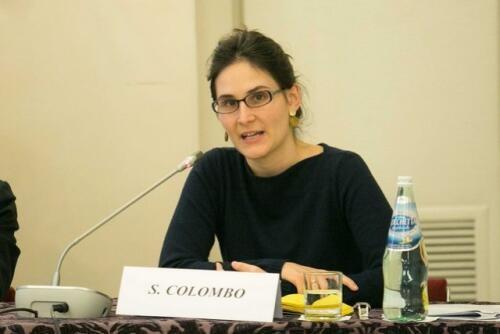 Silvia  Colombo Author of Evaluating Organization Development