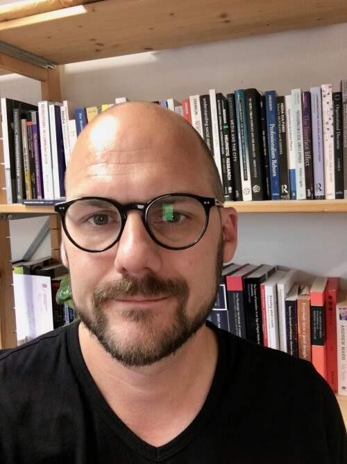 Author - Scott  Eldridge