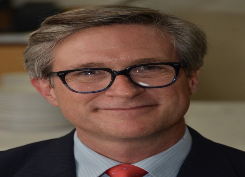 John  Blevins Author of Evaluating Organization Development