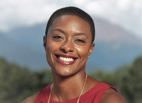 Author - Manya  Whitaker
