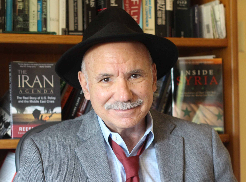 Author - Reese  Erlich