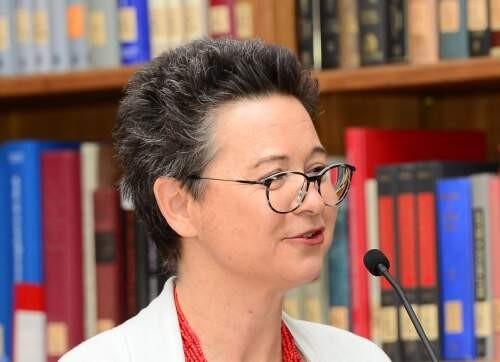 Andrea  Lindmayr-Brandl Author of Evaluating Organization Development