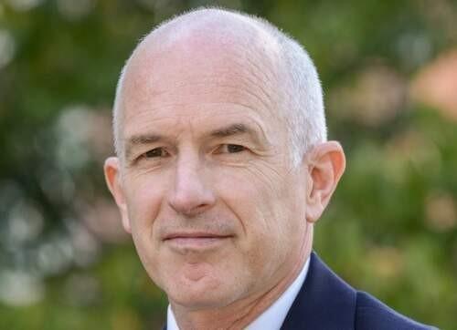 Author - Mark E. Mendenhall