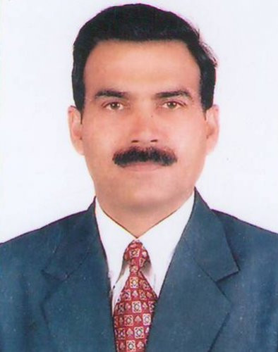 Raj Kumar Salar Author of Evaluating Organization Development