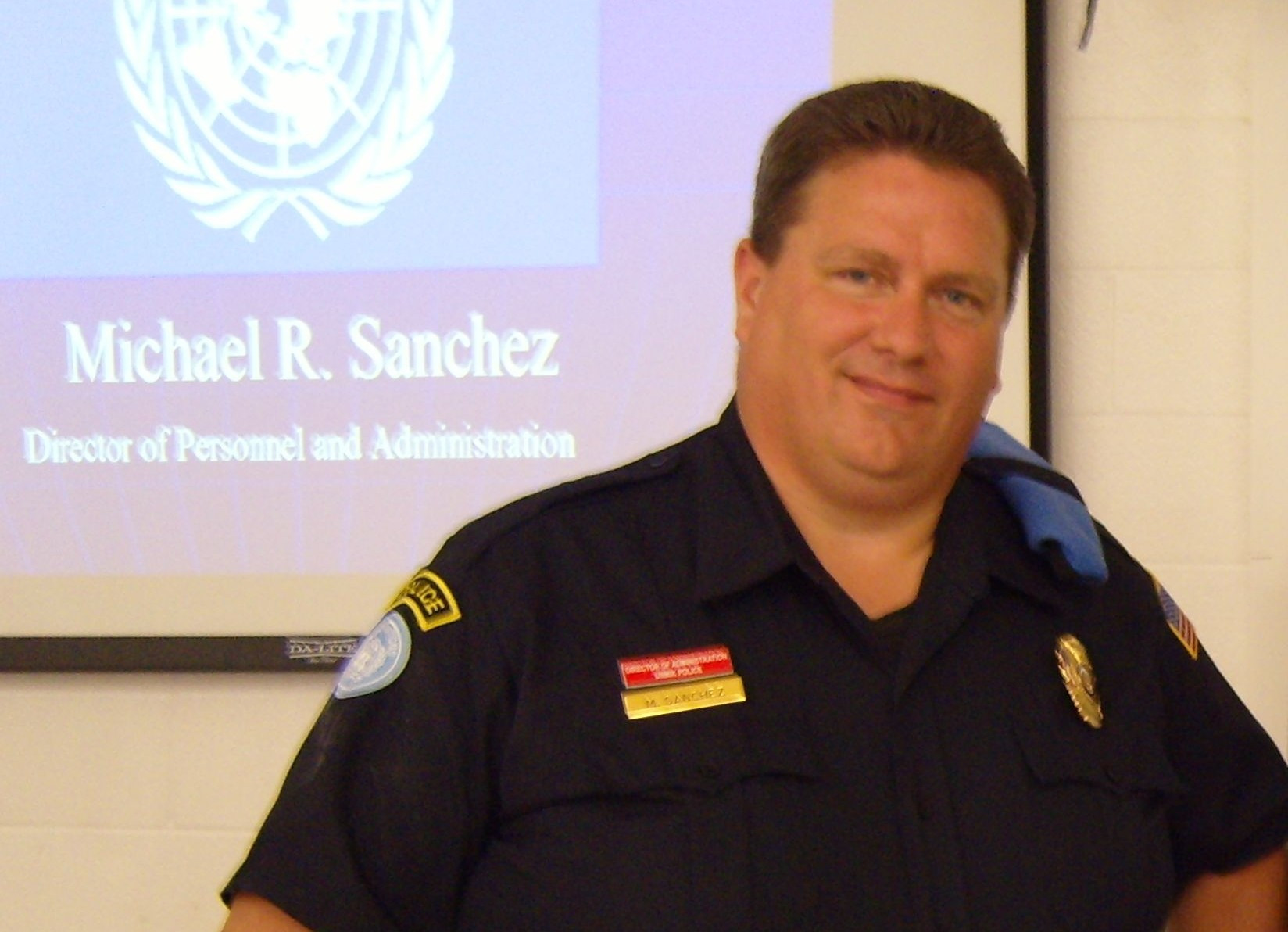 Author - Michael R. Sanchez