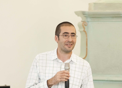 Paul  Mihailidis Author of Evaluating Organization Development