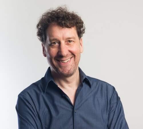 Author - Mark  Hannant