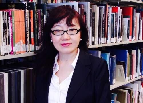 Joy Lidu  YI Author of Evaluating Organization Development