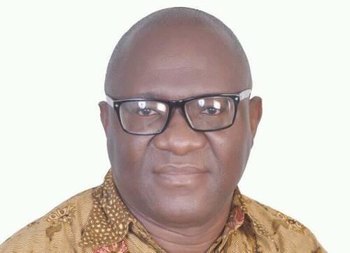 Abiodun  Salawu Author of Evaluating Organization Development