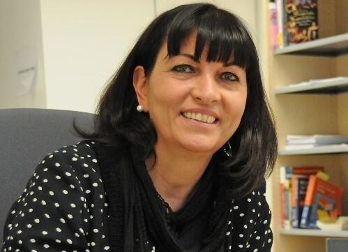 Author - Heike  Raphael-Hernandez