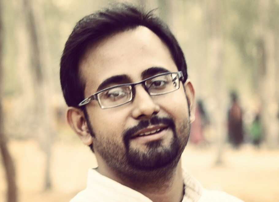 Author - Debaditya  Bhattacharya