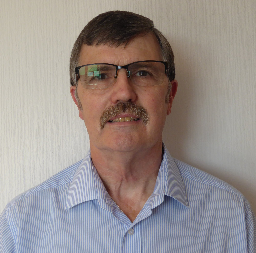 Author - Alan Richard Jones