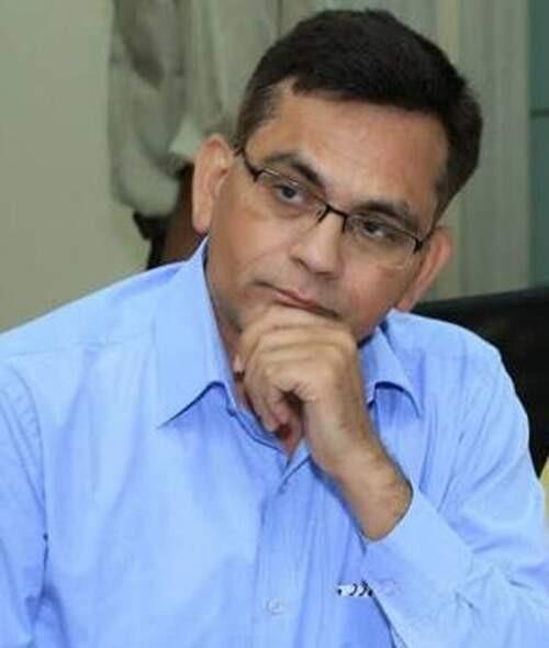 Vipin  Tyagi Author of Evaluating Organization Development
