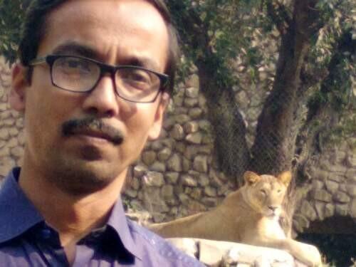 Author - Amitava  Rakshit