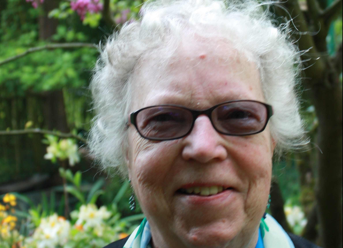 Author - Vera Blinn  Reber