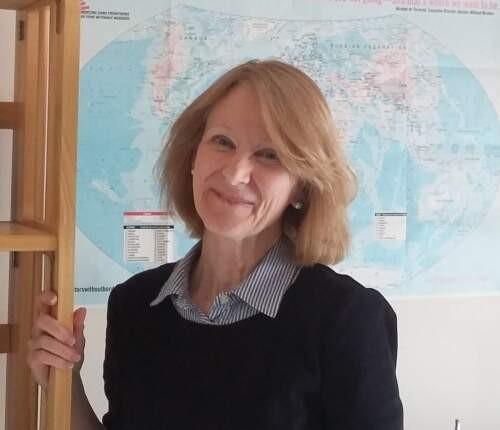 Author - Kate  McGovern