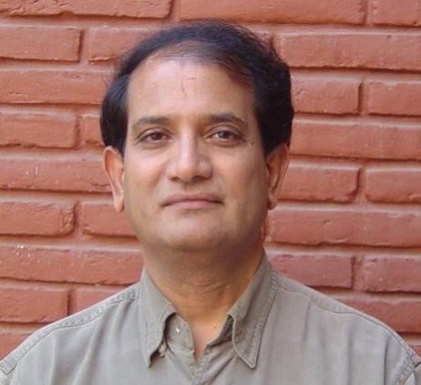 Author - Uday Shanker Racherla