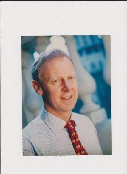 Author - Chris Peter Hanvey