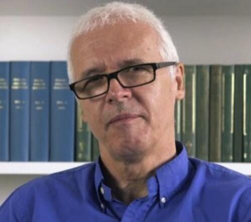 Author - Chris  Mawson