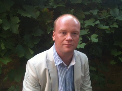 Author - Chris  Grocott