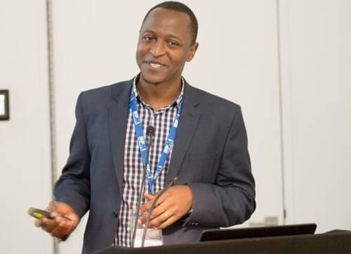 Author - Richard  Busulwa
