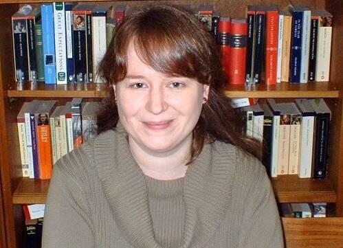 Author - Lucie  Sutherland