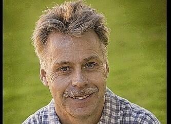Author - Roger John Thompson