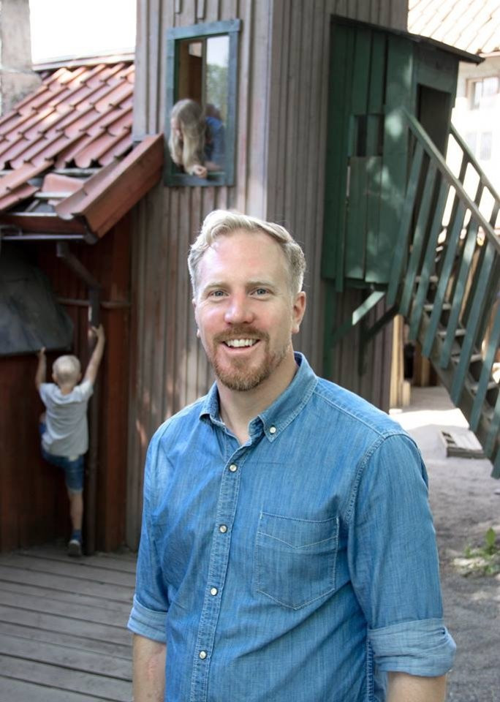 Viktor  Johansson Author of Evaluating Organization Development