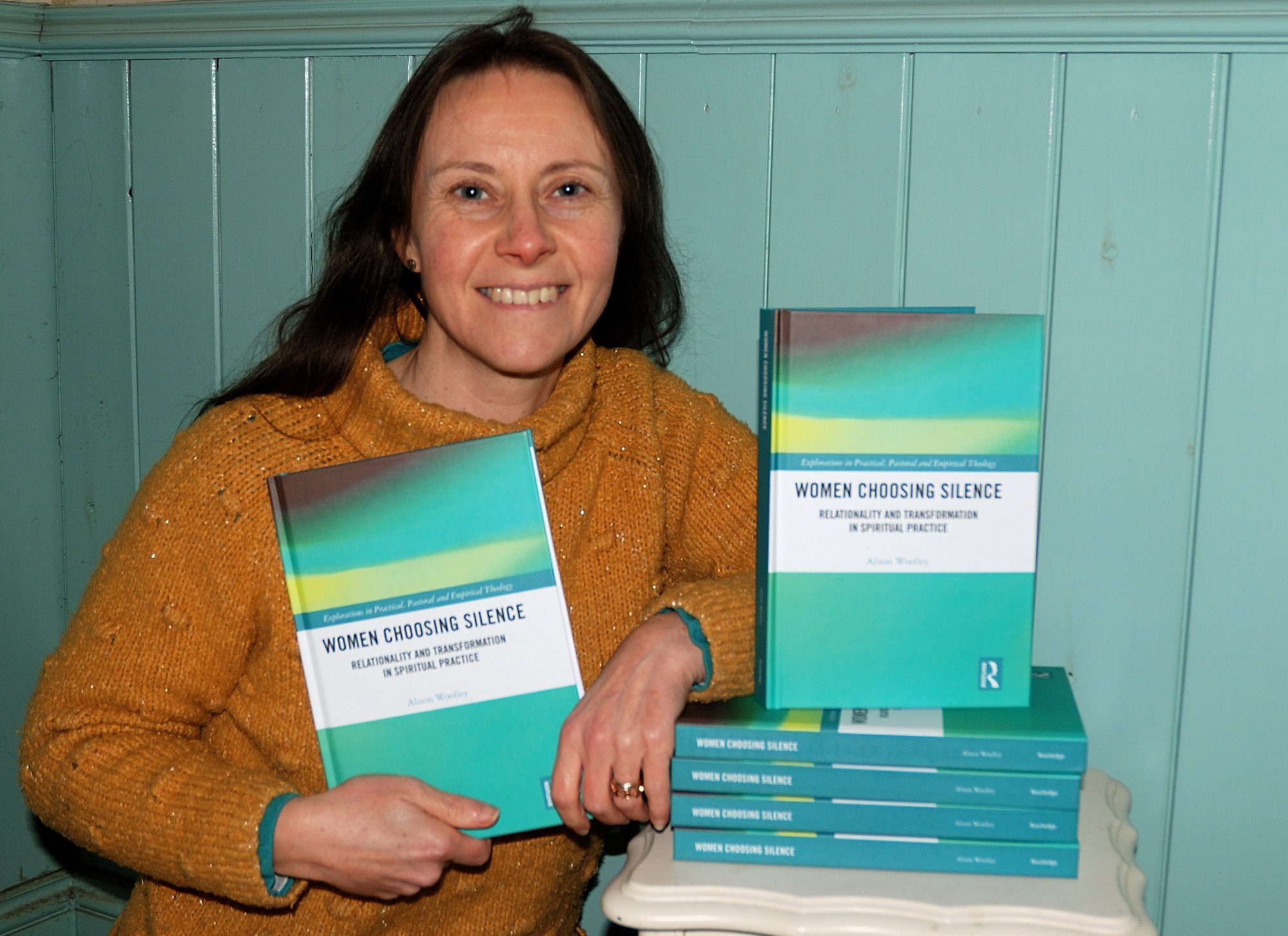 Author - Alison  Woolley
