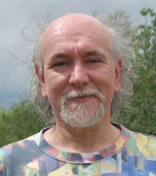 Author - Simon N Goodwin