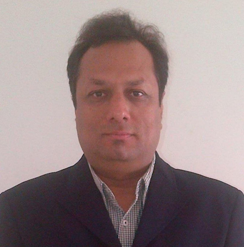 Author - Pramod  Paliwal