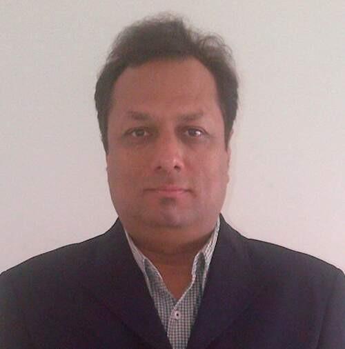 Pramod  Paliwal Author of Evaluating Organization Development