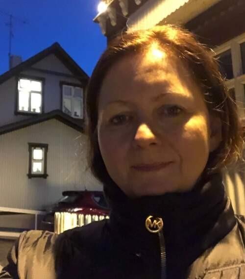 Author - Kristín  Loftsdóttir